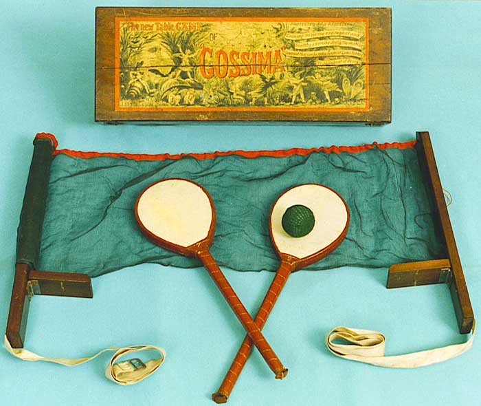 table tennis history